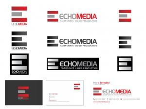 Echo Media Logo development